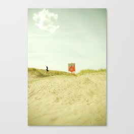 Unknowns 6 Canvas Print