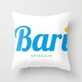 BARI Throw Pillow