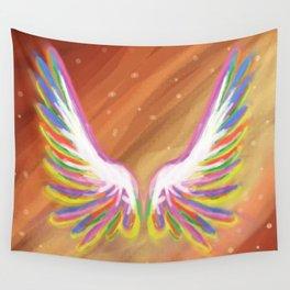 Avian Magic Wall Tapestry