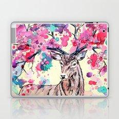 Spring Stag Laptop & iPad Skin