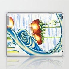 Poppie Flowers Laptop & iPad Skin