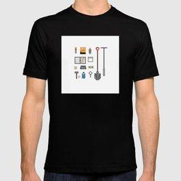Soil Science Tools T-shirt
