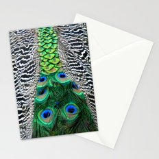Nature's pattern Stationery Cards