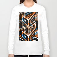 arrows Long Sleeve T-shirts featuring Arrows by Design Gregory