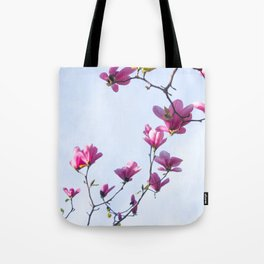 Inflorescence Tote Bag