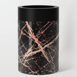 Copper Splatter 091 Can Cooler