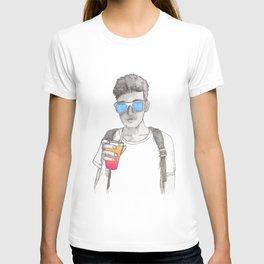 Summer boy T-shirt