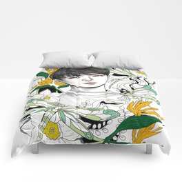 BTS Jungkook Comforters
