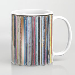 Vinyl Collection Coffee Mug