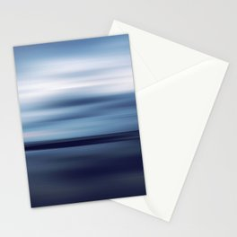 Infinite Blue Stationery Cards