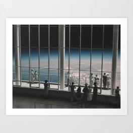 The View II Art Print