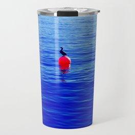Bouy Blue Bird Travel Mug