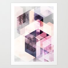 Graphic 166 Art Print