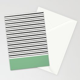 Sailor Stripes Stationery Cards