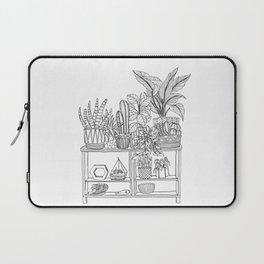 Houseplants Decor Laptop Sleeve