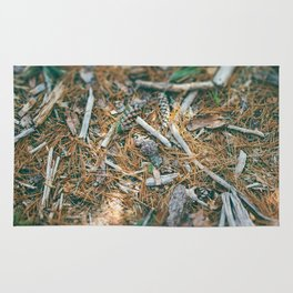 Forest Floor Rug