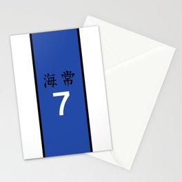 Kise's Jersey Stationery Cards