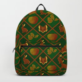 Of Foxes and Hares Backpack