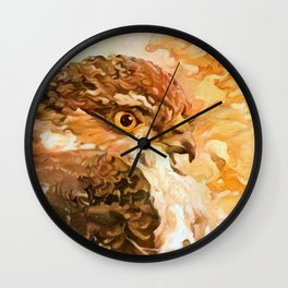Prince of the Skies Wall Clock