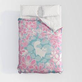 Spring Greeting Comforters