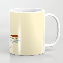 Nerdy Cat Coffee Mug