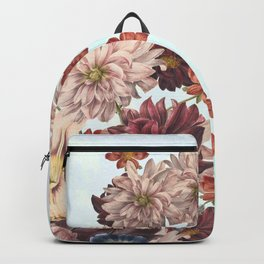 April flowers Backpack
