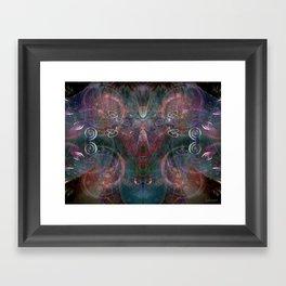 Infinite Correlation Framed Art Print