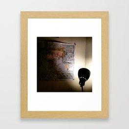 Where to Next? Framed Art Print