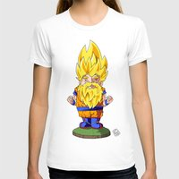 gnome T-shirts featuring Gnome Sayan by Nate Galbraith