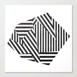 Dazzle 01. Canvas Print