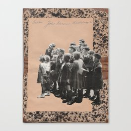 Learning Canvas Print