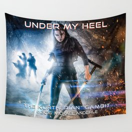 Under My Heel Wall Tapestry
