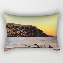 Lake Superior Provincial Park Rectangular Pillow