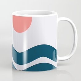 Nautical 06 No.1 Coffee Mug