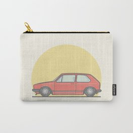 Golf Mk1 GTI vector illustration Carry-All Pouch