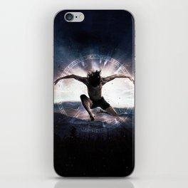Animus iPhone Skin