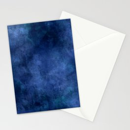 Blue Ombre Stationery Cards