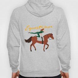 Equestrian Horse Riding Sport Vaulting Vault Gift Hoody