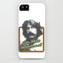 One 'stache to rule them all iPhone Case