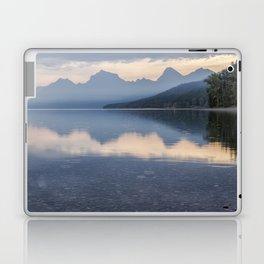 Early Morning at Lake McDonald - Glacier NP Laptop & iPad Skin