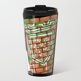 Star Team Graffiti (for him) Travel Mug