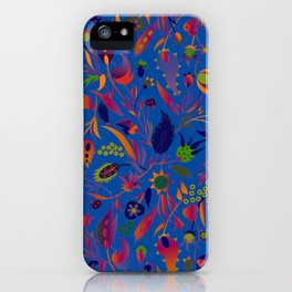 flower of my mind iPhone Case