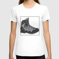 shoe T-shirts featuring Shoe 1 by AstridJN