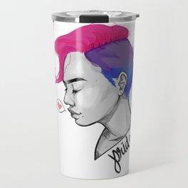 Bi Pride Travel Mug