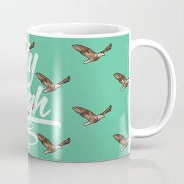 Polyart Eagle - Fly High Coffee Mug
