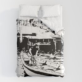 Let's sail away Comforters