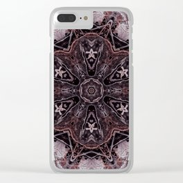 Vero Mono Clear iPhone Case