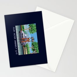 Unblockable 'Say Anything' Attack Stationery Cards