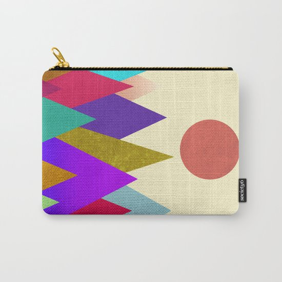 Abstract #441 Carry-All Pouch