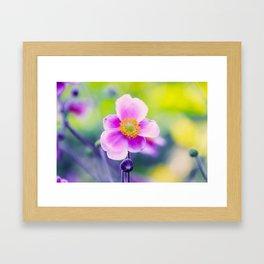 For Betty Framed Art Print